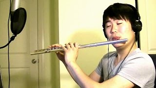 Yiruma - River Flows in You (Flute Cover by Fred Kim) With Notes!