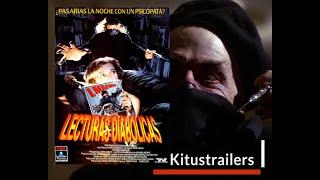Lecturas Diabolicas Trailer