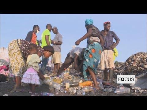 Recycling, ecojogging: Togo's citizens sow seeds of environmental awareness