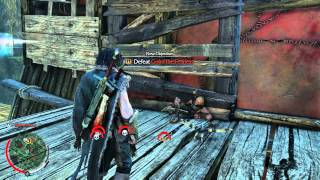 Shadow of Mordor Playthrough Part 47 Golm the Fearless (PS4/Xbox One) Next Gen HD