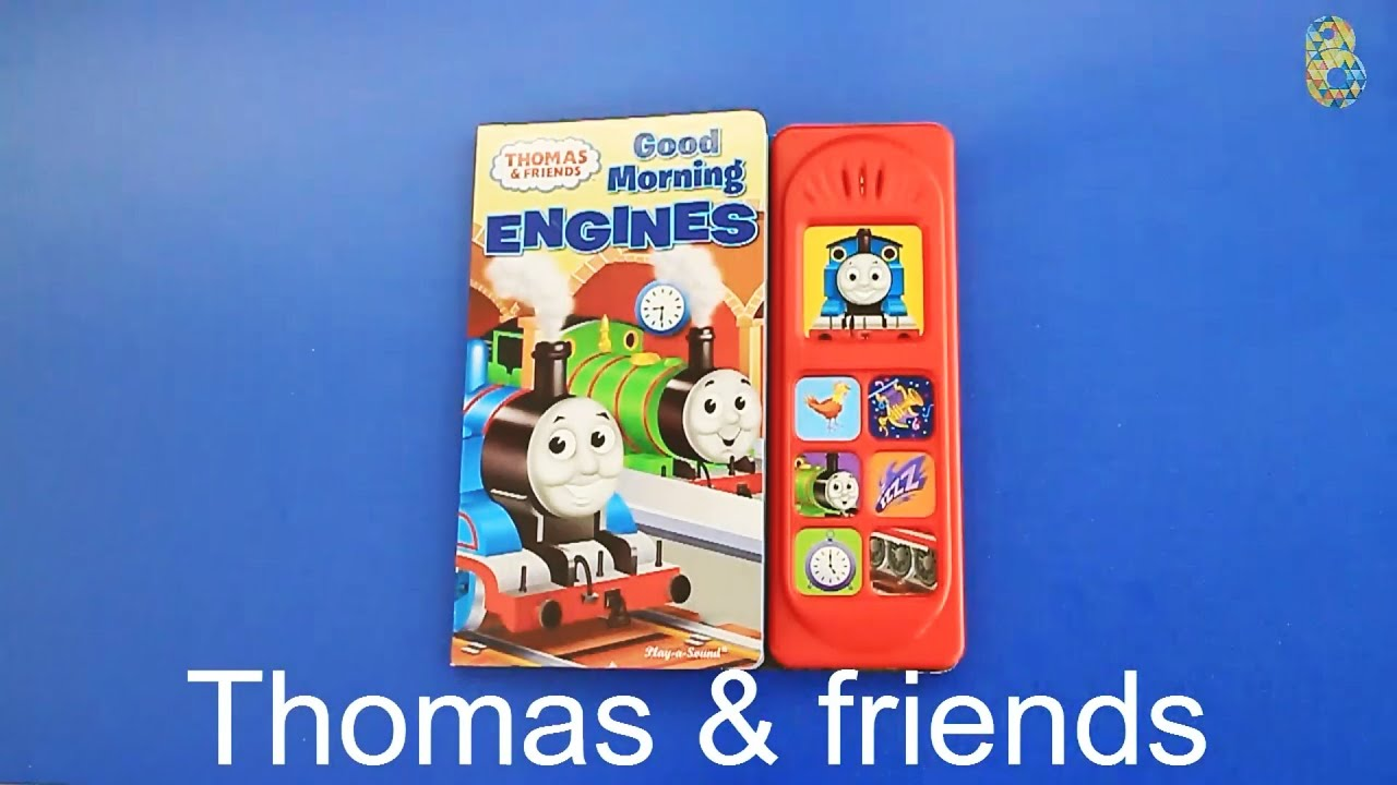 Learning Name And Sounds For Kids With Thomas And Friends Good
