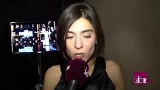 Lubna Azabal: 'Je dédie ce prix aux femmes de l'ombre'