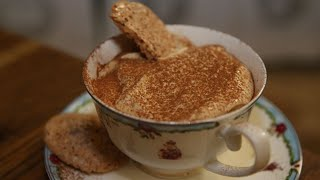 Юлия Высоцкая — Творожный капучино с миндальным печеньем