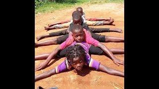 Wanuma  Dance Challenge by Hyper Kids Born Talented {flash love 2019}