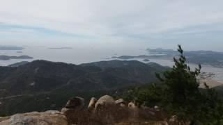 2016.12.03 전남 신안군 암태면 승봉산(355.5m)