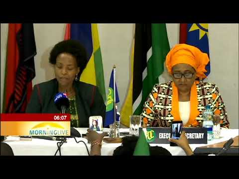 Urgent SADC meeting to discuss Zimbabwe