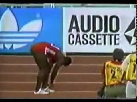 Carl Lewis vs Ben Johnson, Seúl 1988
