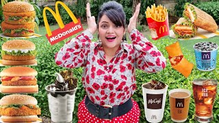 Trying the Entire McDonald's Menu