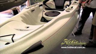 Hobie Horizontal Rod Holder