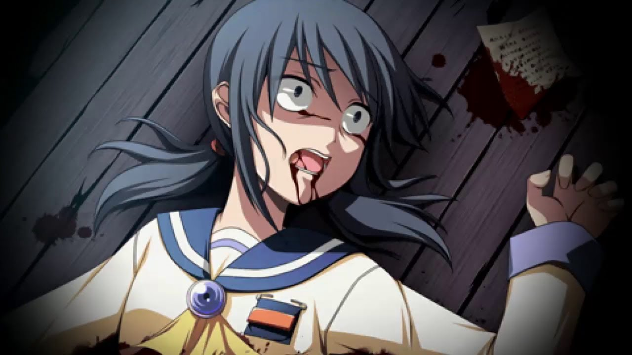 Corpse Party Blood Covered Part 8 Chapter 2 Bad Endings Youtube