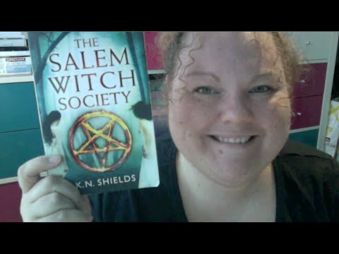 Book Review: The Salem Witch Society