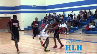 2017 PG Maxwell Evans Comes Up Clutch At GMI