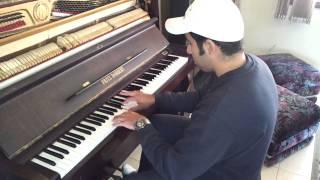 Lazy Piano Deep Purple - Solo