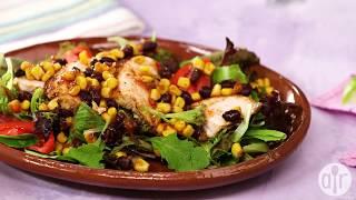 How to Make Chicken Fiesta Salad | Salad Recipe | Allrecipes.com