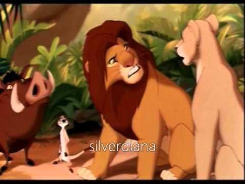 Il re leone- Simba e Nala - YouTube