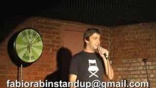 Fabio Rabin Stand Up Comedy