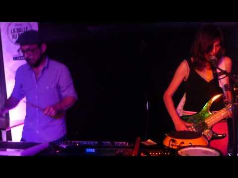 EDH - Private Isolation (Live - 15/10/2014 - La Balle au bond - Paris - FRANCE)