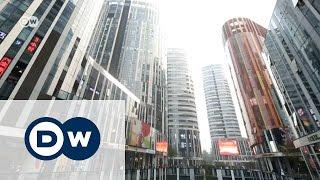 Немецкие архитекторы покоряют Китай