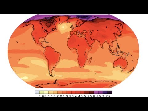New UN Report Examines Challenges to Sustainable Development in a Warming World