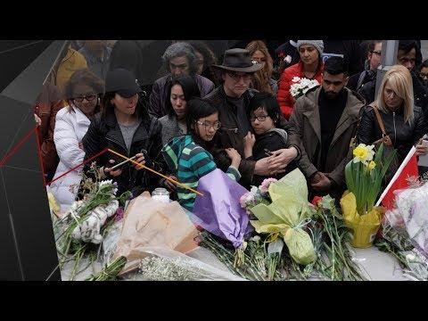 Toronto en deuil après l'attaque au camion-bélier