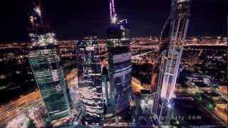 Moscow timelapse 2012 HD