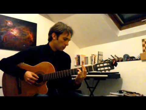 Chi-Mai (Ennio Morricone) - Fingerstyle guitar