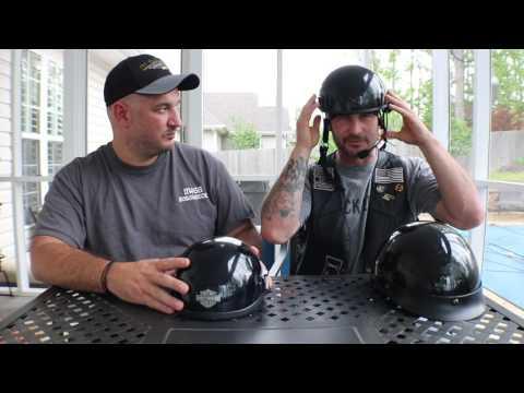 Worlds Lightest DOT Motorcycle Helmet