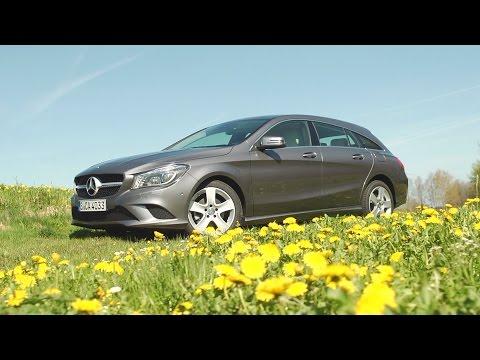 Mercedes CLA 180 Shooting Brake im Test | Autotest 2015 | ADAC