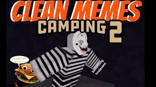 Camping 2 (ROBLOX GAME PLAY) meme bin