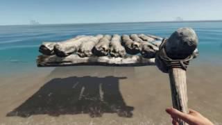[Review game 222] Stranded Deep Game Sinh Tồn Với Đồ Họa Cao Cho Máy Yếu