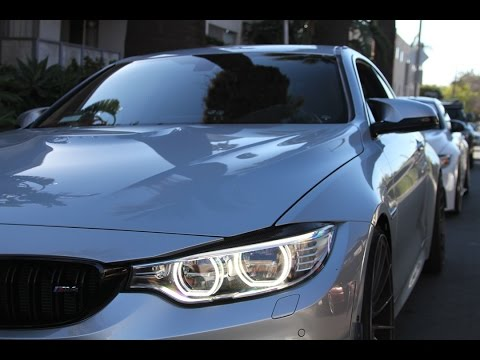 Drive it like you stole it! M4 BMW Wild in the streets!