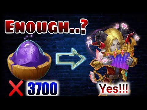 Rambard | Rolling 3700 Magic Powder | Yes...!!! | Its Enough To Get |  Castle Clash