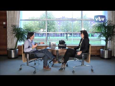 Entrevista de VTV Gasteiz-Televisión a la investigadora Sara Sillaurren