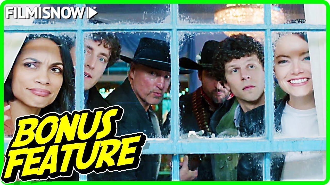 ZOMBIELAND: DOUBLE TAP | Keeps Getting Better Featurette