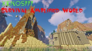 🔴 MINECRAFT AMPLIFIED #14 : Làm Guardian farm.