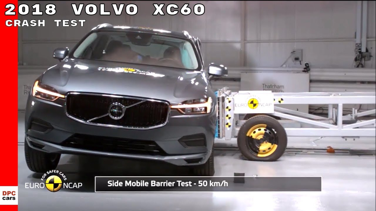 2018 Volvo Xc60 Crash Test Rating