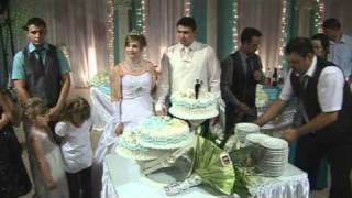 Клип-8_Свадебный торт.