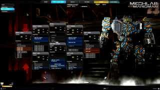 "MechWarrior Online: MechLab with marioman: Trebuchet TBT-5J ""Jumpin Bean"""
