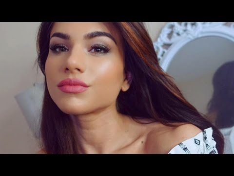 Easy Step by Step Makeup Tutorial