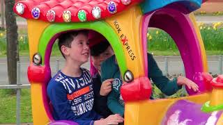 Kok Express, dé kindertrein van Harderwijk