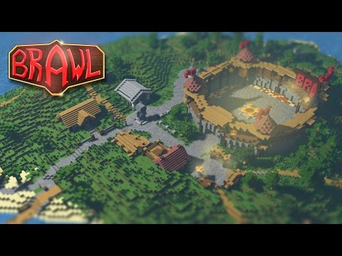 BRAWL GAMES - Minecraft PvE Battle Arena [Official Trailer]