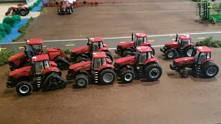 1/64 Case IH Tractor Collection