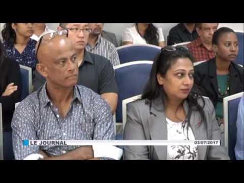 MBC TV 3 Jul 2017 -  JT 19h30 - PNEE - Business Mauritius