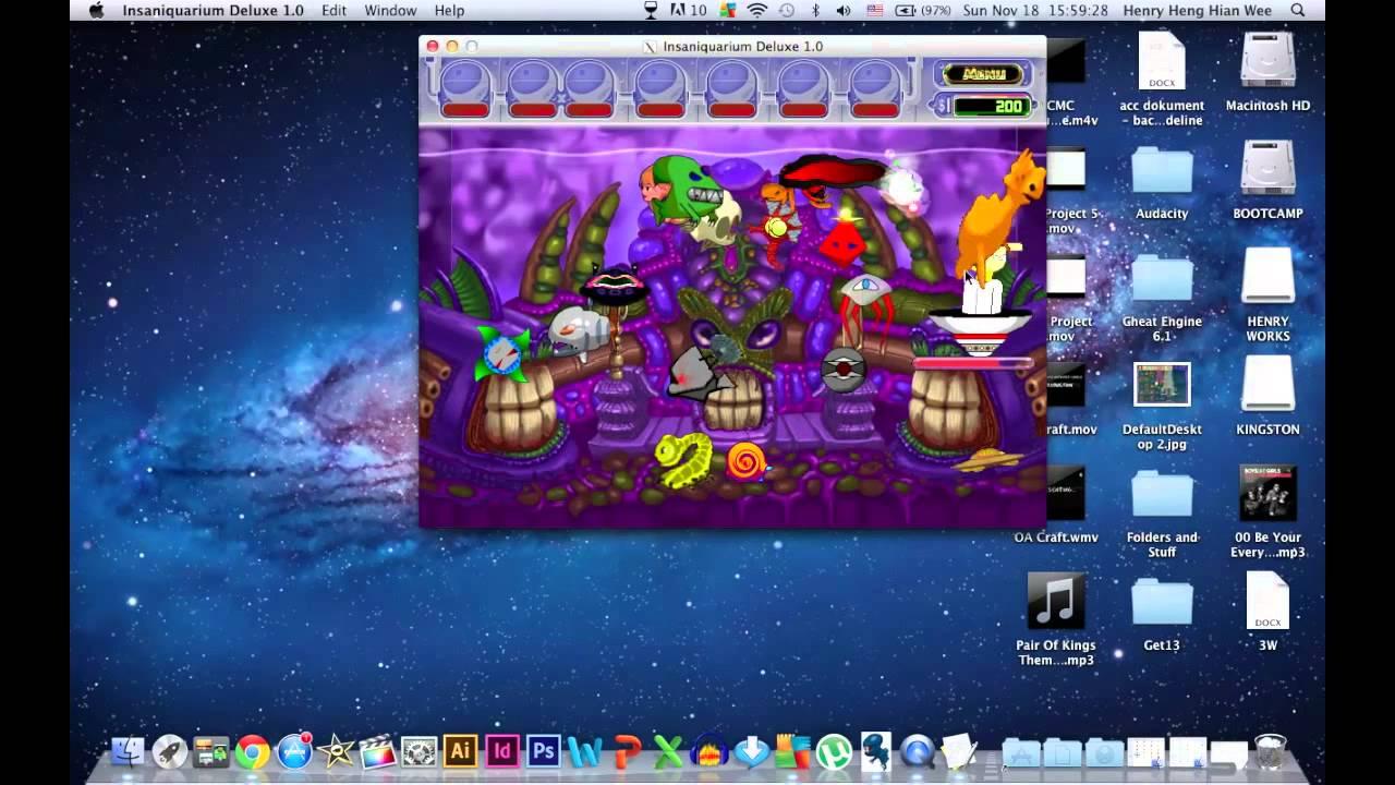 Insaniquarium Deluxe Revenge Of The Fish Free Download