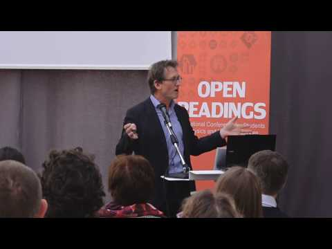 Molecular Motors and Switches, Ben Feringa (live)