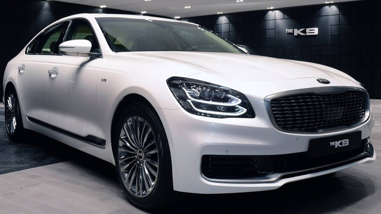2021 Kia K900 Price and Release date