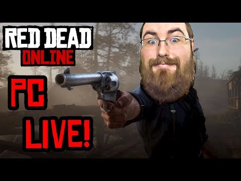 Red Dead Redemption 2 Gold Bars RDR2 PC Online Adult Gaming Live Stream Right Now