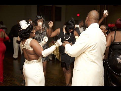 Jamon & Tina Andrews Vow Renewal Ceremony 10 YEAR ANNIVERSARY