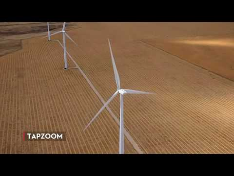 Drone Wind Turbine and Blade Inspection, Maintenance, Survey - ABJ Drones