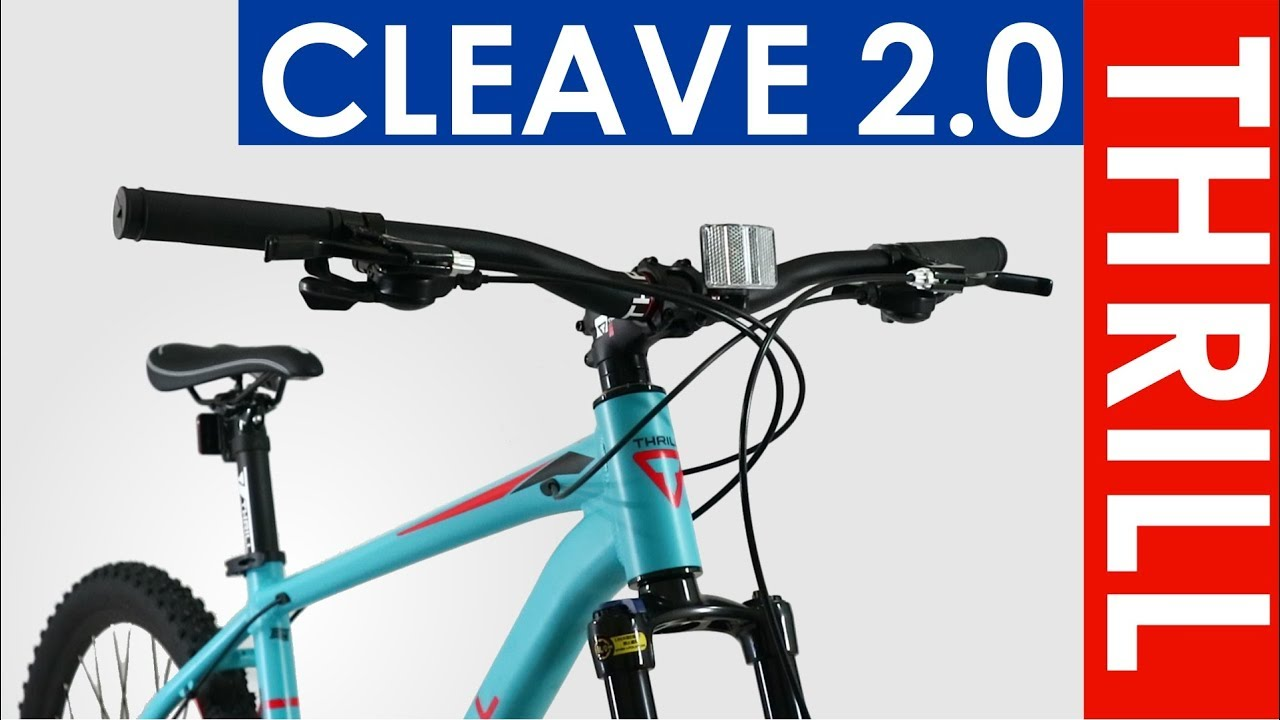 "SEPEDA THRILL CLEAVE 2.0 ( 27.5"" ) - YouTube"